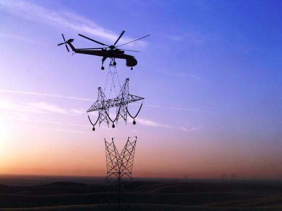 powerlines-tower-instalation-helicopters