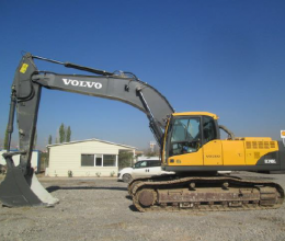 2011 model VOLVO EC290CL Ekskavatör