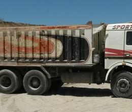 sahibinden satilik damperli hafriyat kamyonu