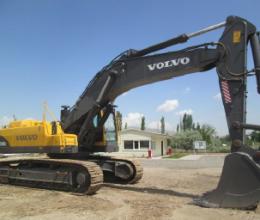 2008 model VOLVO EC460BLC Ekskavatör