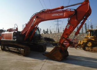 2007 model HITACHI ZX350LCH Ekskavatör