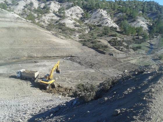 TunahanOnur_ Denizli Acipayam Dariveren Barajı
