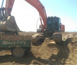 kiralik exskavator 30 ton