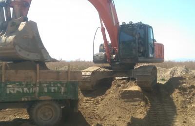 Kiralik Hitachi ekskavator 30 ton