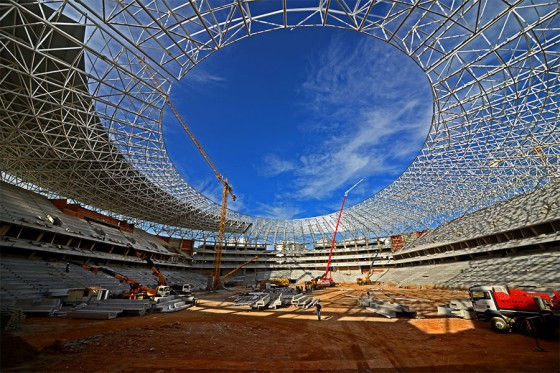 Antalya Stadı Temmuz'da Hazır