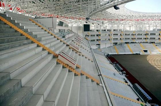 Antalya Stadı Temmuz'da Hazır2