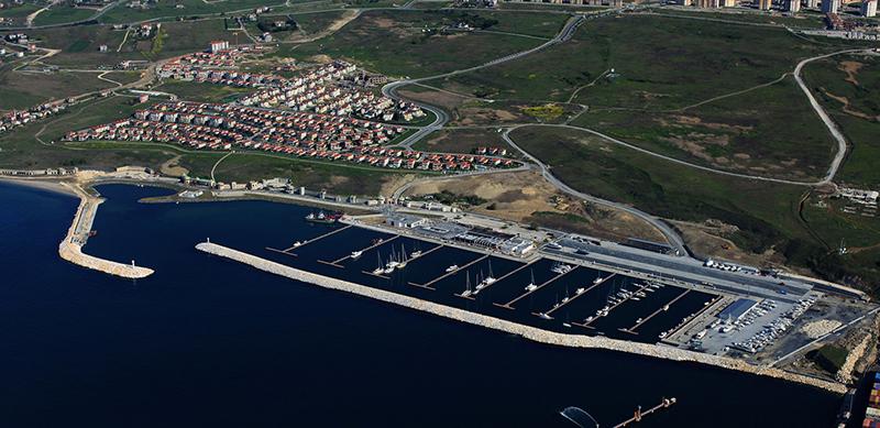 3. Havalimanı Projesine Liman Ekleniyor